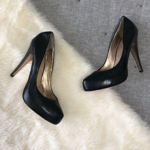 Dolce vita black platform heels sz.8